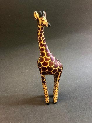 Small Wooden Giraffes