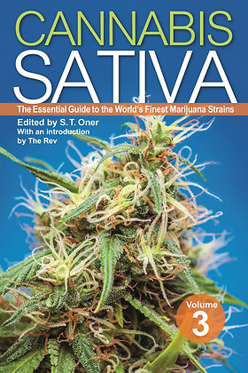 Cannabis Sativa Volume 3 by S.T. Oner