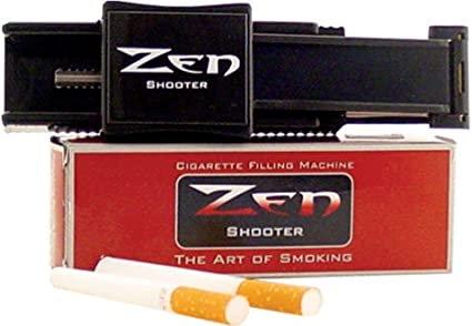 Zen cigarette filler