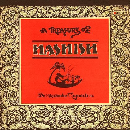 A Treasury of Hashish by Alexander Sumach