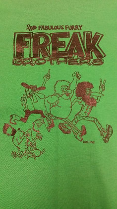 The Fabulous Furry Freak Brothers T-Shirt
