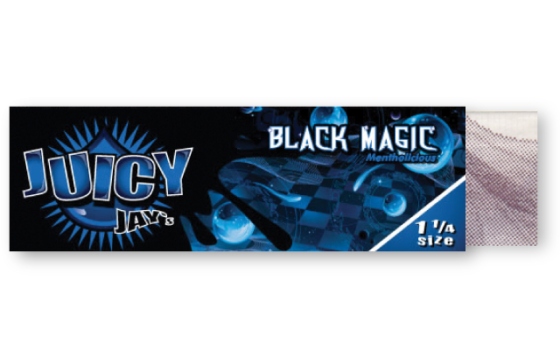 Juicy Jay's Black Magic 1 1/4