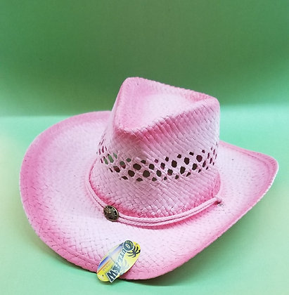 Straw Cowboy / Cowgirl hats