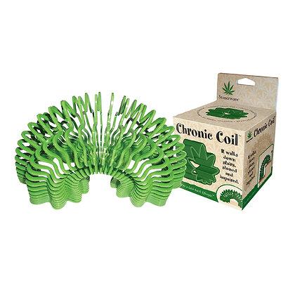 Chronic Coil plastic slinky