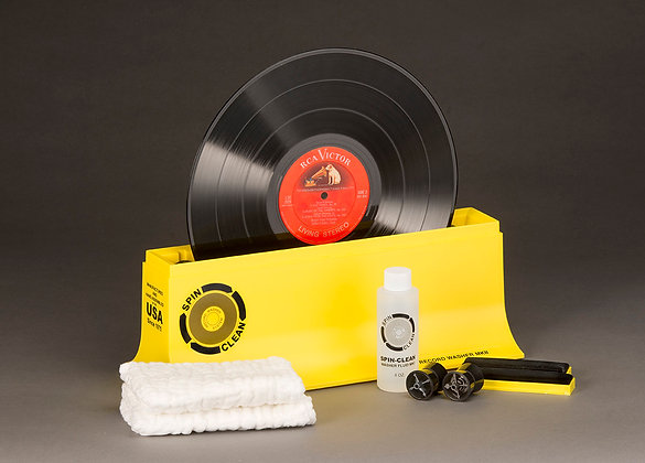 Spin Clean MK II SYS Record Cleaner