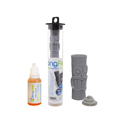 BongFresh Complete Waterpipe Cleaning System