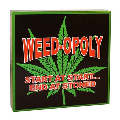 Weed-opoly Board Game