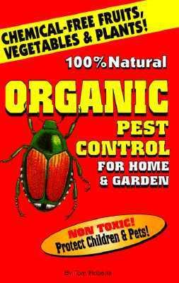 Organic Pest Control by Tom Roberts