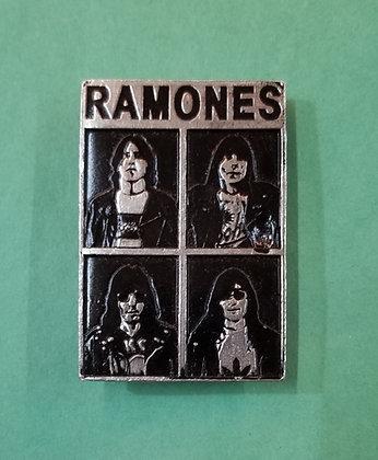 Ramones belt buckle