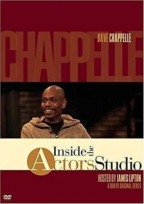 DVD: Inside the Actors Studio - Dave Chappelle