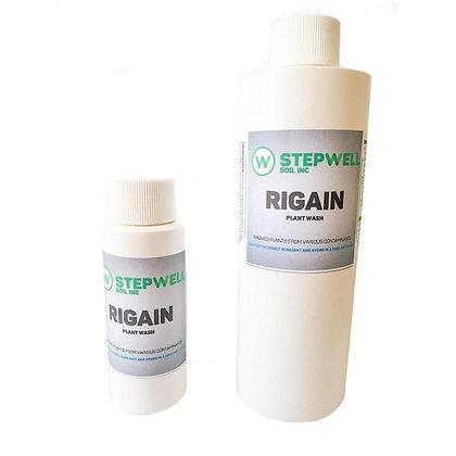 Stepwell Soil Rigain plant wash 8oz.