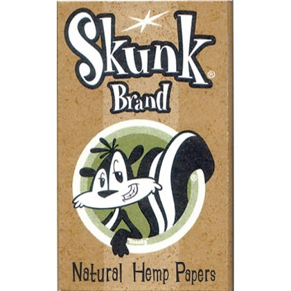 Skunk Brand Single Wide Papers