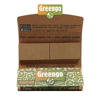 Greengo 2 In 1 (1 1/4 Papers & Tips)