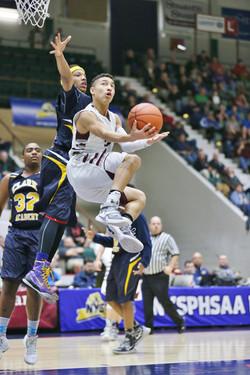 Oriskany Basketball 2015-16