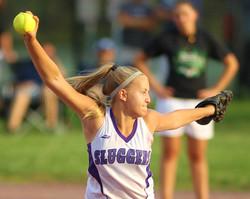 Sluggers vs. Herkimer Softball