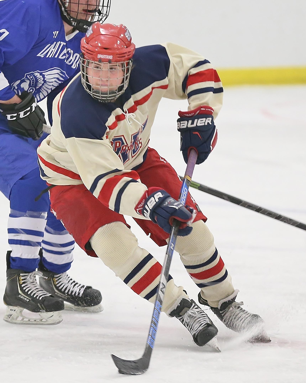 New Hartford vs. Whitesboro Hockey