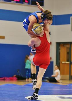 VVS vs. Camden Wrestling