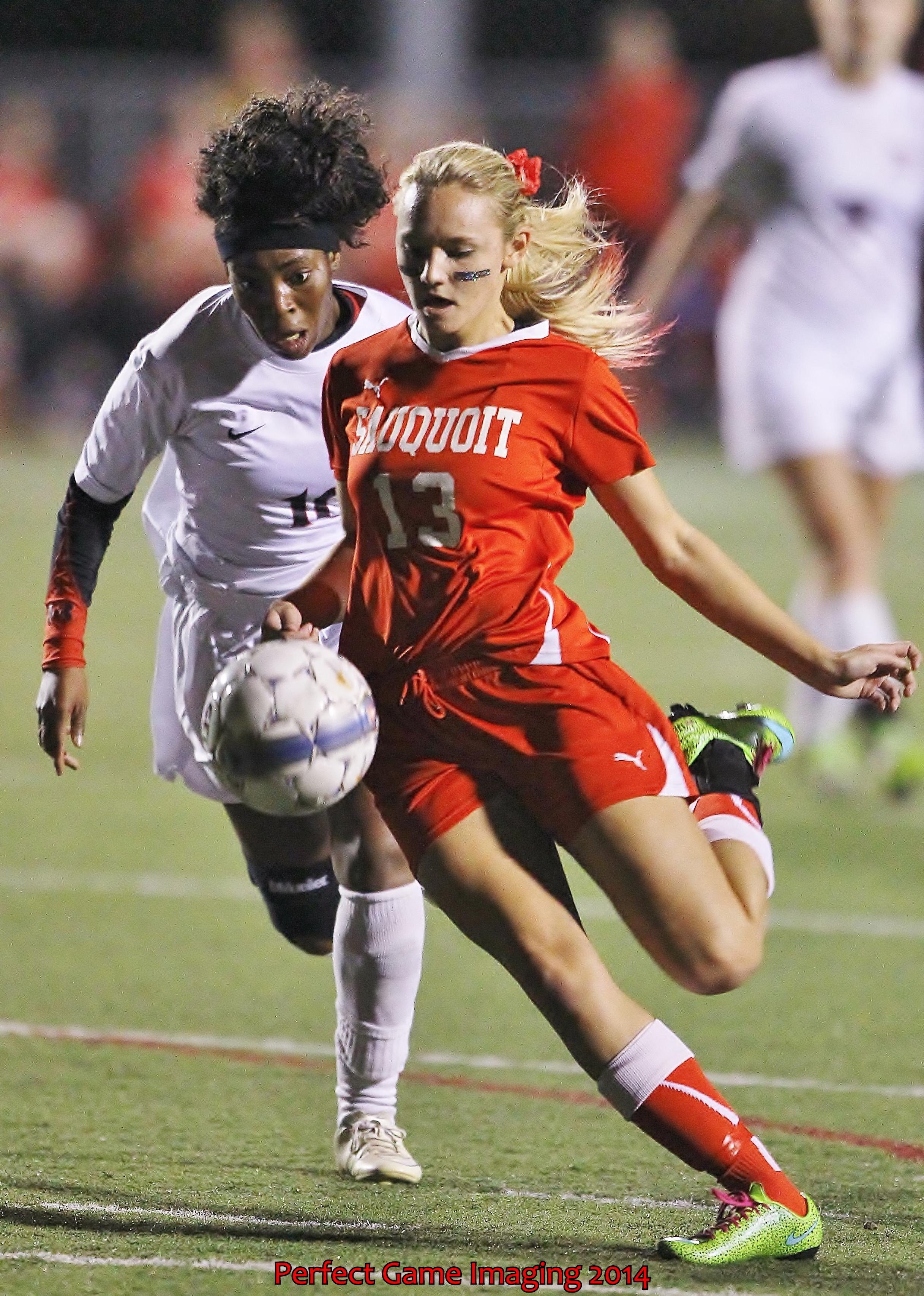 Sauquoit vs. Tully Girl's Soccer