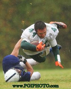 Westmoreland vs. Dolgeville 2014