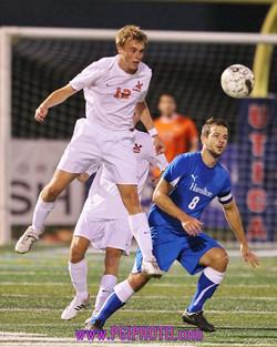 Utica College vs. Hamilton Soccer
