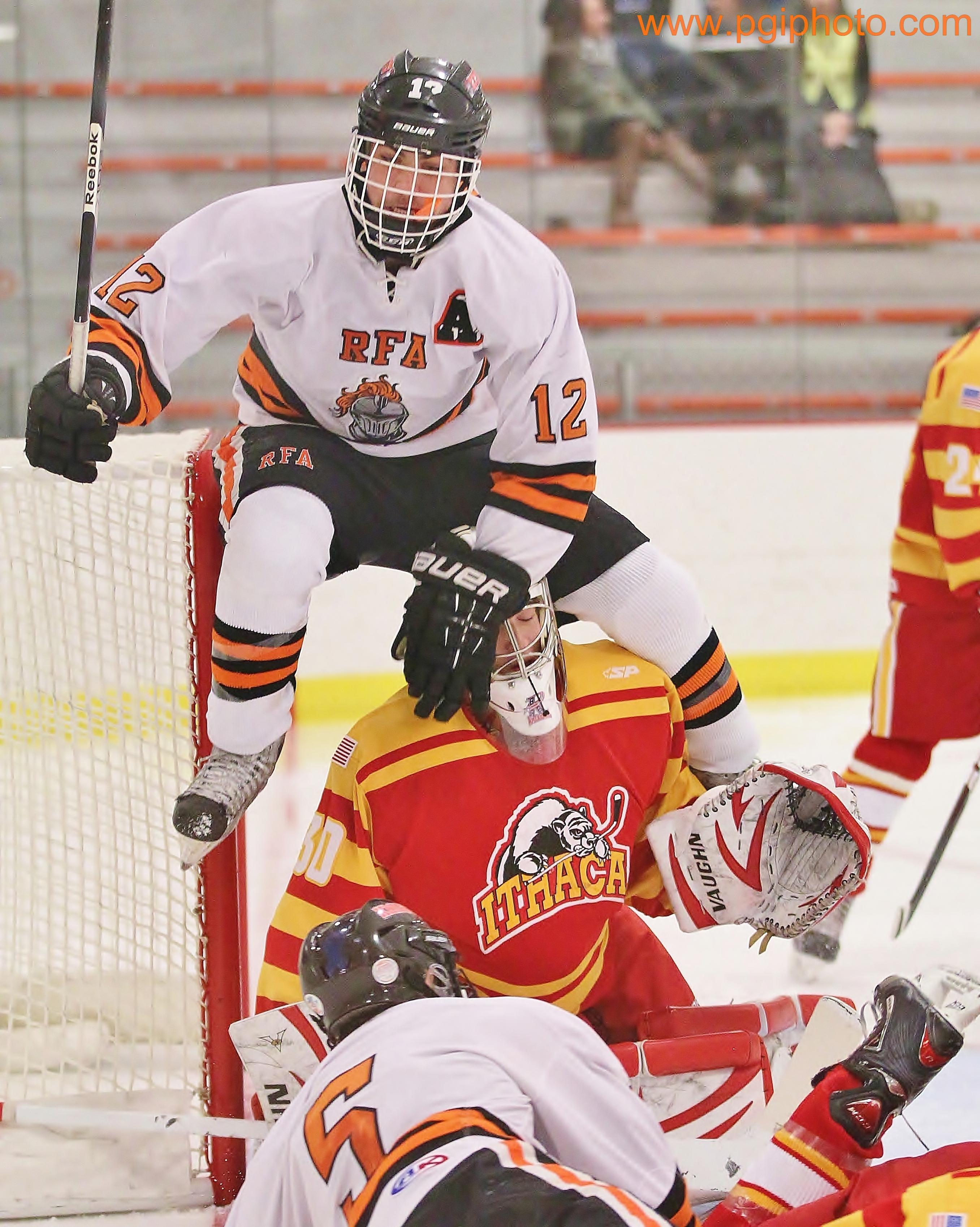 RFA vs. Ithaca Hockey