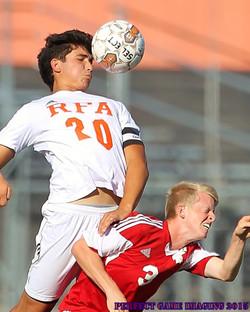 RFA vs. New Hartford Soccer