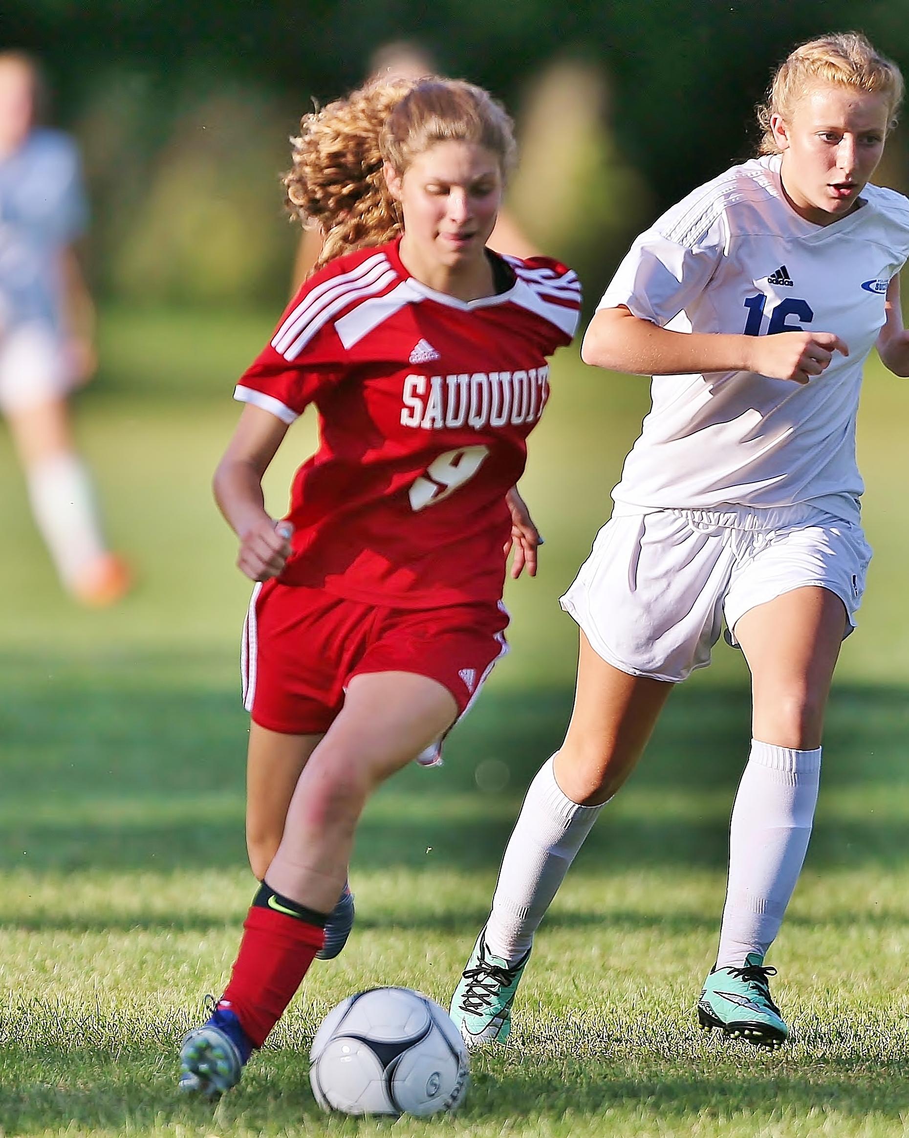 Sauquoit vs. Poland Girls Soccer