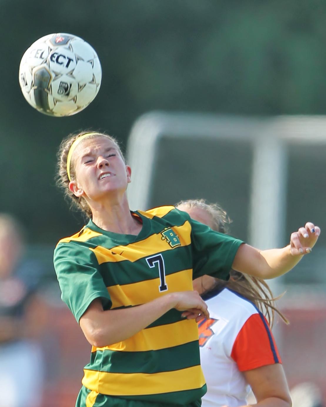 UC vs. Brockport Womens Soccer