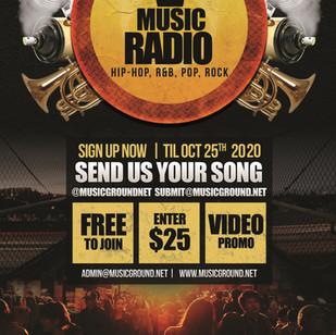 Music Ground Radio