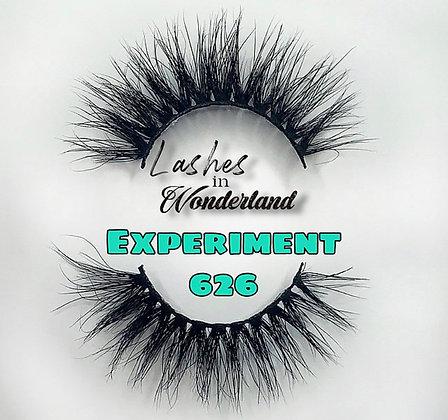 Bare Necessities X Experiment 626