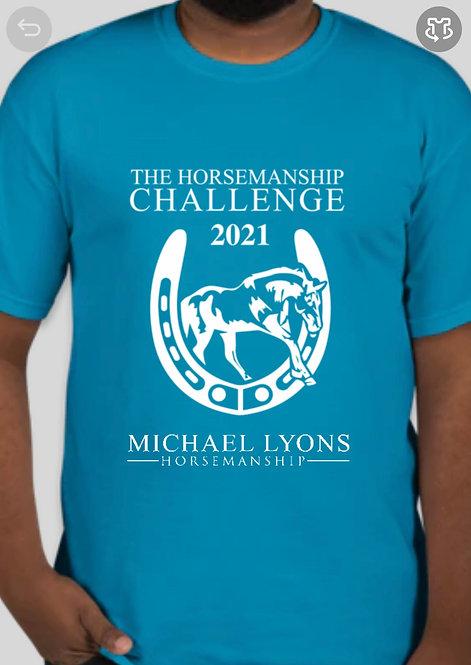 The Horsemanship Challenge T-Shirt