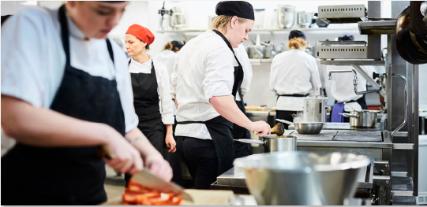 Restaurant Kitchen Safety