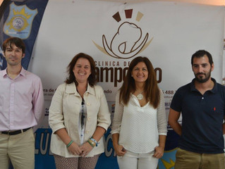 Clínica Dental Camposoto patrocina al Club de Hockey Isla de León