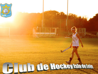 El Club de Hockey Isla de León llega a Holanda!