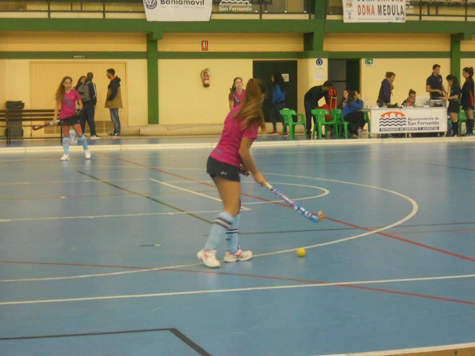 PROSALA CHIL - U. SEVILLA CADETE F.