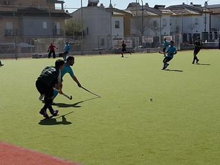 PRENSA: Hockey   Resultados dispares del ACD Liceo Sagrado Corazón ante el Universidad de Sevilla.