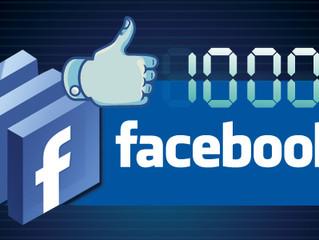 Ya somos mas de 1000 Me gusta FACEBOOK!!!!!!!!!
