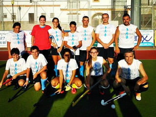 Liga de Verano 2015 (Summer Hockey League)