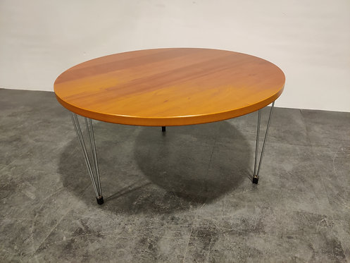Vintage coffee table by Piet Hein, 1968