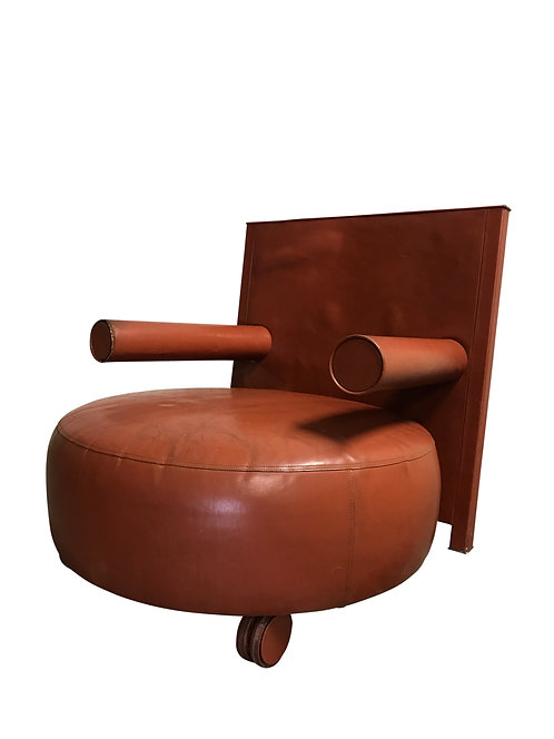 SOLD Baisity lounge chair by Antonio Citterio for B&B italia, 1980s