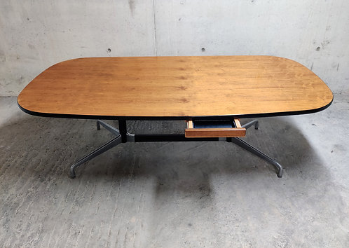 Charles & Ray Eames - Herman Miller Dining or office table, 1970s