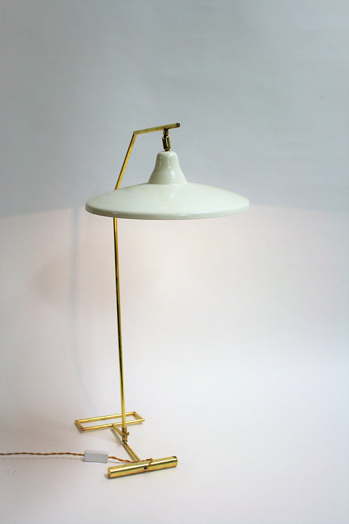 Vintage italian desk lamp or floor lamp, 1950s