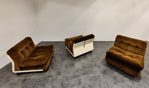 SOLD Model Amanta Modular Sofa by Mario Bellini for C&B Italia, 1960s