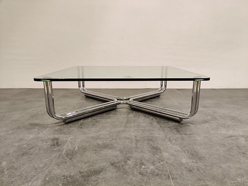 SOLD Model 784 Coffee Table by Gianfranco Frattini for Cassina, 1960s