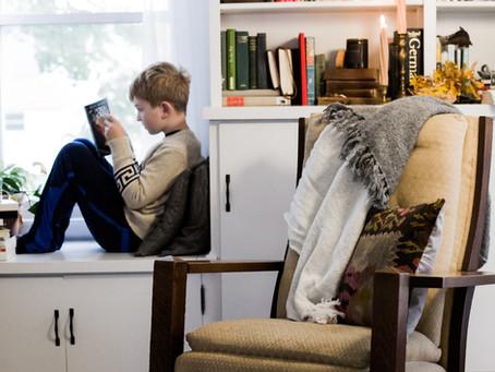 Intro To Bookshelf Styling