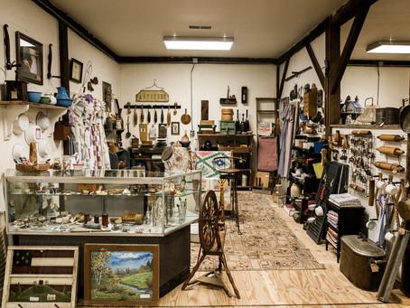Antique Vendor Spotlight - Gail S.