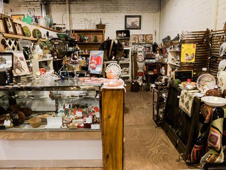 Antique Vendor Feature - D. Gibson