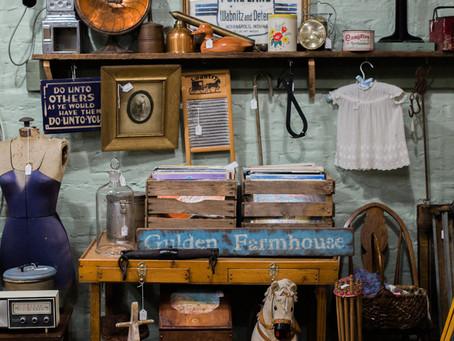 Antique Vendor Spotlight - the Littles
