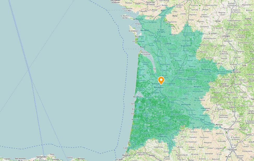 zone intervention d'Estia