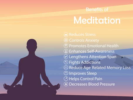 Summer Meditation Club and the Four Pillars of Well-Being